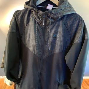 Nike Full Zip Hoodie hybrid Jacket